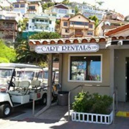 Catalina Island Golf Cart Rental Rates