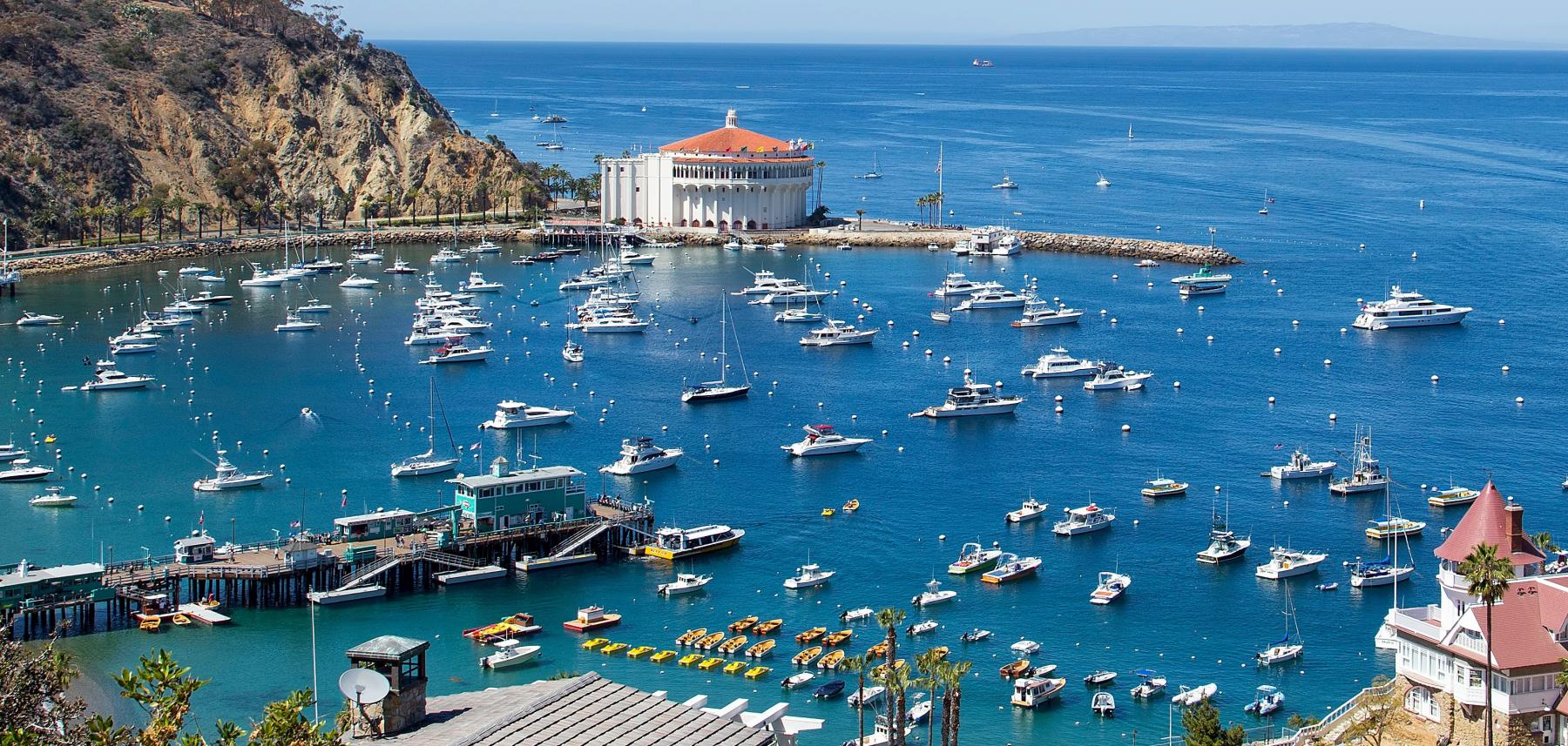 Catalina Island Vacation Rentals Avalon And Hamilton